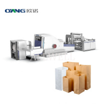 Cheap Paper Bag Making Machine Fully Automatic Paper Bag Production Machine