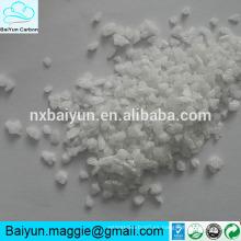 Contenido de albúmina de 99,3% min 0-1,1-3,3-5,5-8 mm de alúmina fundida blanca para refractario