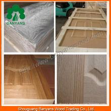 Melamin-Furnier-Blatt HDF Tür-Haut vom China-Hersteller