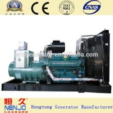 El generador diesel de WUDONG 600KW fijó nuevos productos en el mercado de China