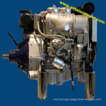 Deutz 4 Stroke 2 Cylinder Diesel Engine (F2L912)
