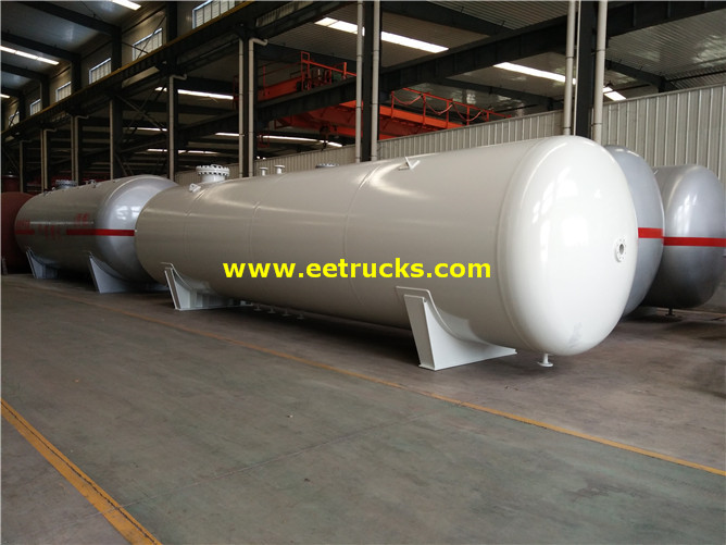 40000 Litres Aboveground Propane Domestic Tanks