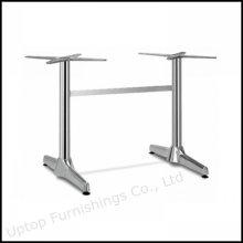 2 Stand Long Rectangle Restaurant Aluminum Table Base (SP-ATL232)