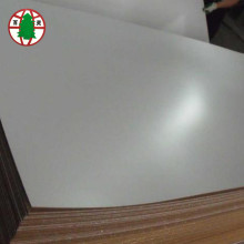 white mdf board/ MDF funiture material