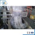 Équipement en plastique en bois de pelletiseur de composés de fil électrique
