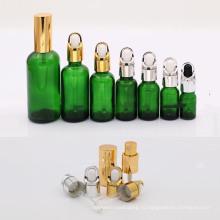 Фабрики в ассортименте стеклянная бутылка капельницы (NBG04)