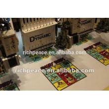 Máquinas de bordado plano automatizadas Richpeace