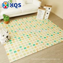 Chine gros BPA gratuit grand puzzle tapis de sol à vendre