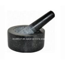 Mini tamanho mortiers e pilões fornecedor