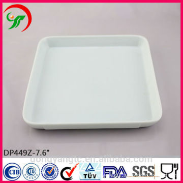 Porcelain banquet plate,porcelain plates,daily use white porcelain dinner plates for hotel