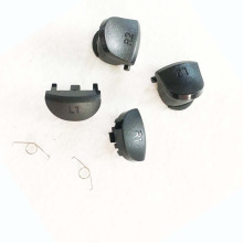 L2 R2 L1 R1 Botões de disparo de mola Ajuste de substituição de mola para PS4 1200 / JDM-030 Playstation 4 PS4 Controller