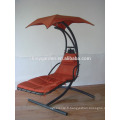 Hanging Helicopter Sun Lounger Chaise Chaise de rêve Swing Hamac Sun Seat Canopy Relaxer