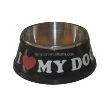 Wholesale Cheap Bulk Pet Bowl,Plastic Dog Bowl