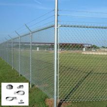 Us Chain Link Mesh Fence для домашнего садового депо