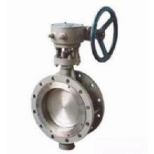 Gear Operation Butterfly Valve