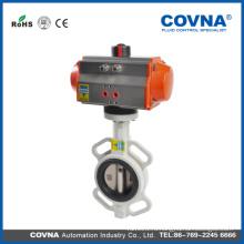 Автоматический пневматический клапан-бабочка, atuador eletrico