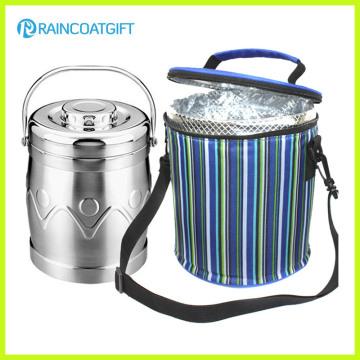 Tragbare isolierte Mittagessen-Kühltasche RGB-007