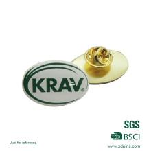 Cusotm Metall Günstige gedruckte Anstecknadel für Event (xd-09015)
