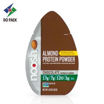 Пластиковые пакеты специальной формы в форме яйца для пищевых продуктов