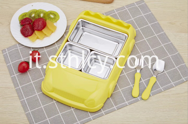 Stainless Steel Lunch Boxhl477zn1