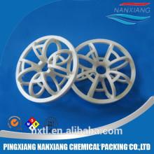 PP Plastic Teller rosetter packing ring for water treatment (R1-R3.K2-3)