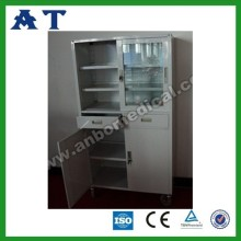 medical cupboard with vitrine