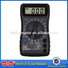 Multímetro digital portátil Multímetro digital popular DT820B