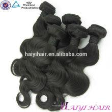 Neue Ankunft 100% Unverarbeitete Virgin Burmese Haar Großhandel