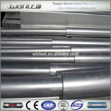 Polo de acero galvanizado