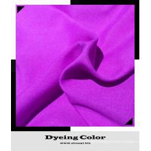 satin fabric solid color fabric customizable T/C fabric
