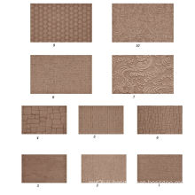 1220*2440*2.5mm 1220*2440*3mm embossed hardboard decorative patterned hardboard decorative hardboard