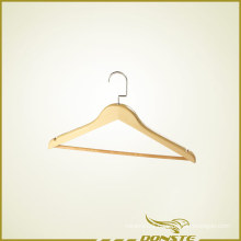 Wood Clothes Hanger for Hotel
