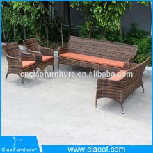 Садовая мебель плетеная диван стулья