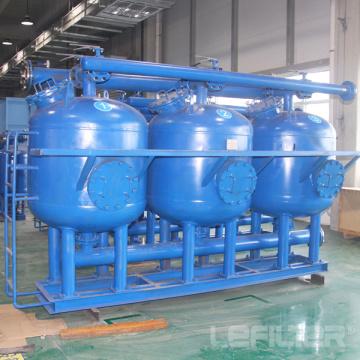 shallow sand filter water filter housing