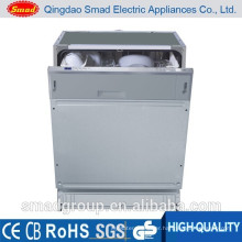 Domestic automatic built in dishwasher machine price