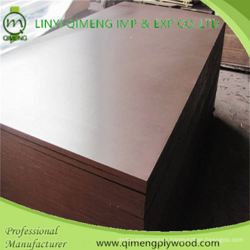 Poplar Core Brown Color Waterproof 18mm Marine Plywood From Linyi