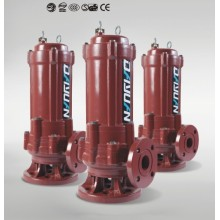 Bomba de agua de aguas residuales con CE y UL (serie WQ)