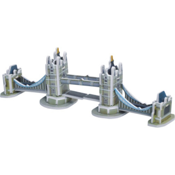 London Tower Bridges Puzzle