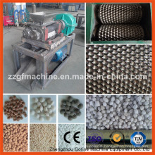 Chemical Fertilizer Double Roller Extrusion Granulator