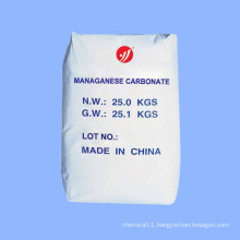 Feed Grade Manganese Carbonate with Cheap Price