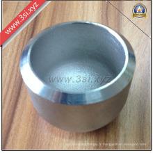 Bouchon en acier inoxydable ANSI B 16.9 (YZF-L144)