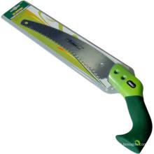 """Outils de jardin 14"""" les dents de coupe Triple élagage scie à lame courbe"""