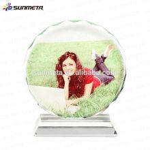 Heißer Verkauf 3d Sublimation Foto-Kristallrohlinge für Großverkauf