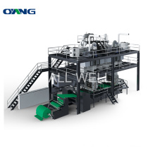High Standard PP Spunbond Nonwoven Fabric Production Line, Non Woven Branded Fabric Making Machine