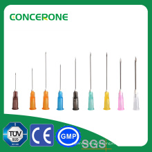 Одноразовые 18-30г шприца инъекционных игл