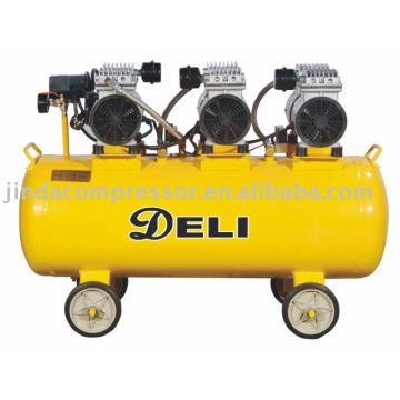 220В 50 Гц бесшумные нефть бесплатно воздушный компрессор