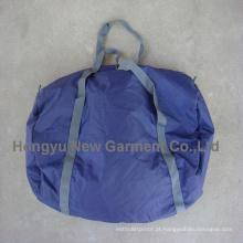 30L Bolsa simples azul para viagem