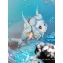 7º Aniversário de Design Especial Pet Little Fish Dommy