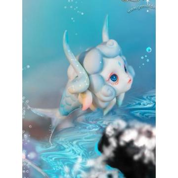 7-я годовщина особого дизайна Pet Little Fish Dommy