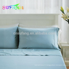 Hotel linen/60*60s 300TC 100% tencel lyocell luxury bedding set /Lyocell bedding set
